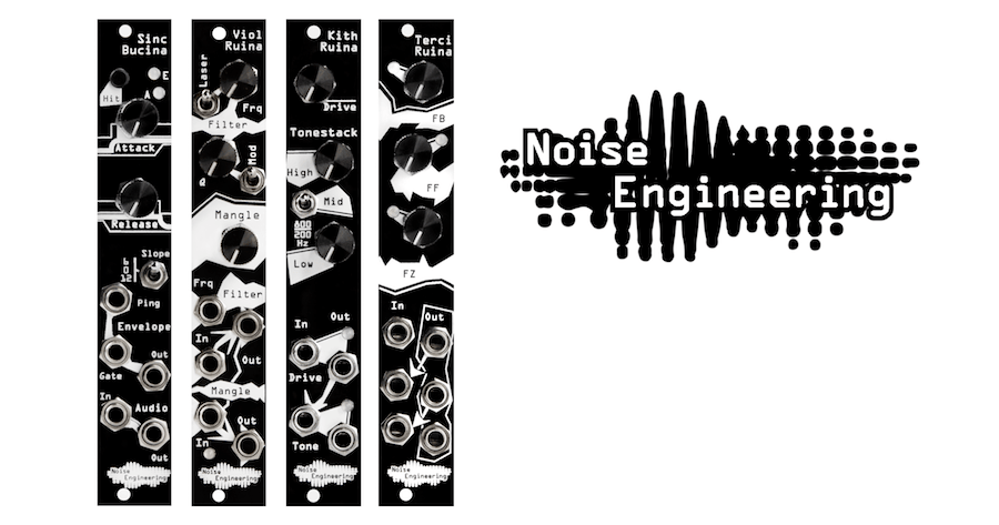 Noise Engineering Matttech Modular 11.07.19
