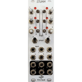 Future Sound Systems Mute Stumm r2