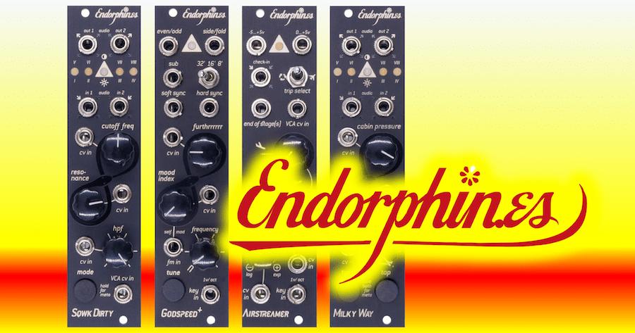 Endorphines Matttech Modular 22.10.19