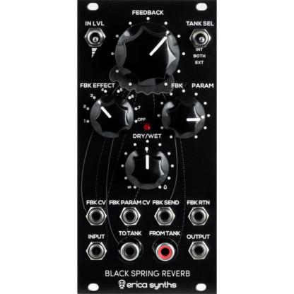Erica Synths Black Spring Reverb