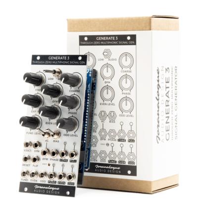 Joranalogue Generate 3 packaging