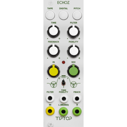 Tiptop Audio ECHOZ (White)