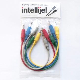 Intellijel Eurorack Patch Cables 15cm (5)
