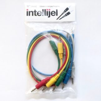 Intellijel Eurorack Patch Cables 30cm (5)