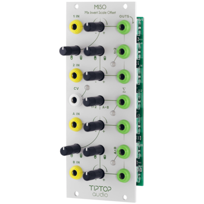 Tiptop Audio MISO side