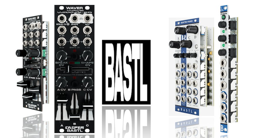 Bastl Instruments Matttech Modular 27.03.20