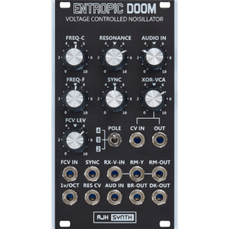 AJH Synth Entropic Doom (Dark Edition)