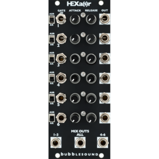Bubblesound Instruments Hexa(s)r