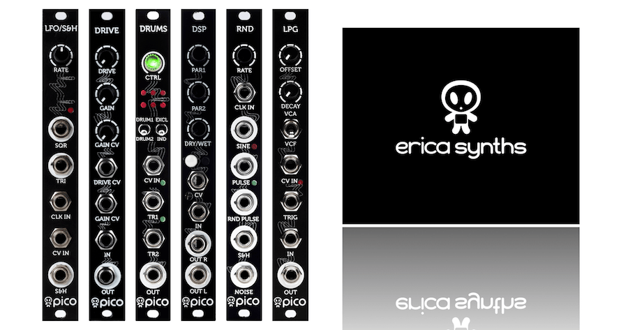 Erica Synths Matttech Modular 20.04.20-min