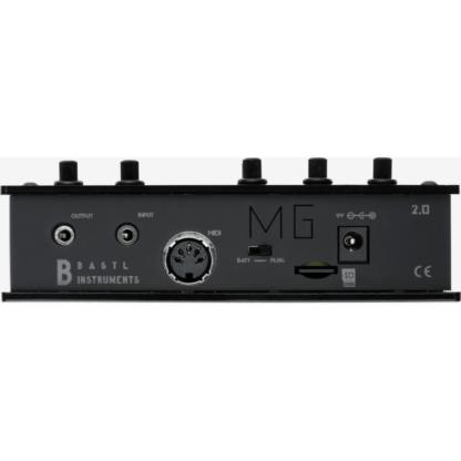 Bastl Instruments Microgranny 2.5 (Black) side 2