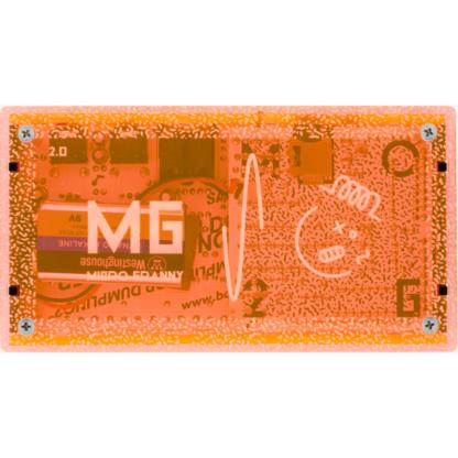 Bastl Instruments Microgranny 2.5 (Distant Raver) bottom