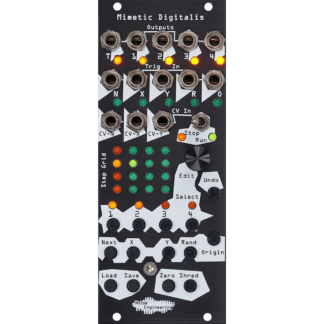 Noise Engineering Mimetic Digitalis (black)