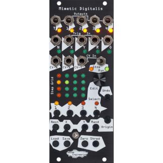 Noise Engineering Mimetic Digitalis (black)