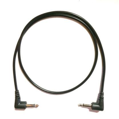 Tendrils Right-Angled Black 45cm