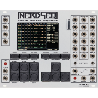 XOR Electronics Nerdseq (Grey)