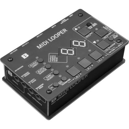 Bastl Instruments Midi Looper side 1