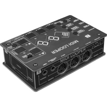 Bastl Instruments Midi Looper side 2