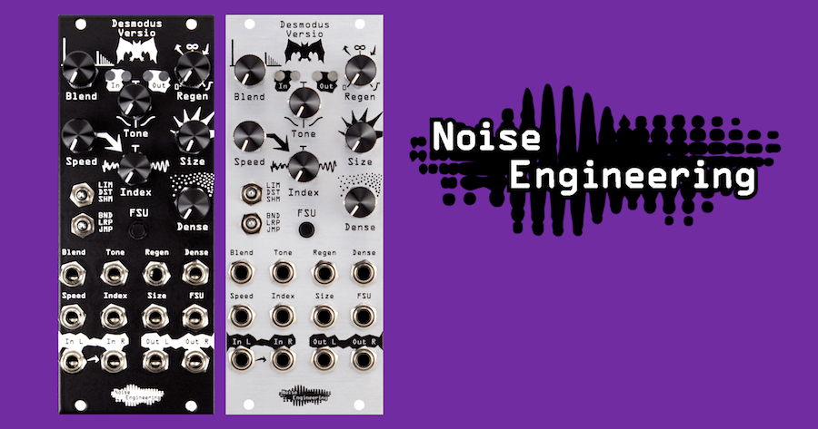 Noise Engineering Matttech Modular 18.08.20-min