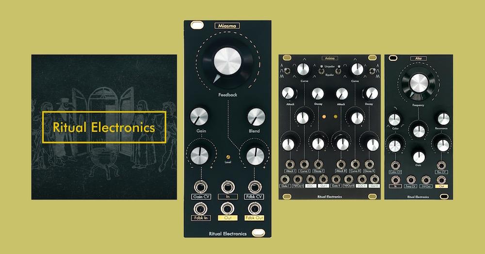 Ritual Electronics Matttech Modular 23.12.20