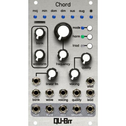 Qu-bit Chord v2 (Silver)