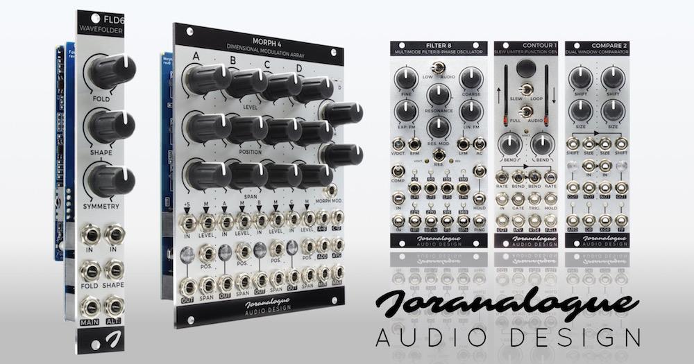 Joranalogue Matttech Modular 21.12.20