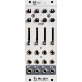 Mutable Instruments Veils (2020)
