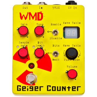 WMDevices Geiger Counter Pedal