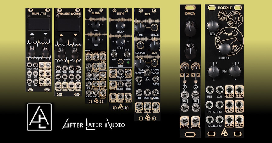 After Later Audio Matttech Modular 05.11.20
