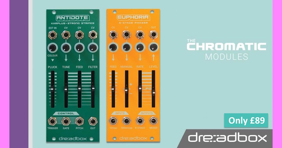 Dreadbox Matttech Modular 08.11.20