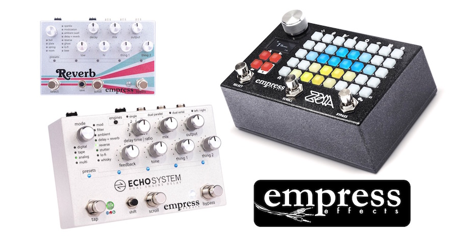 Empress Effects Matttech Modular 03.11.20