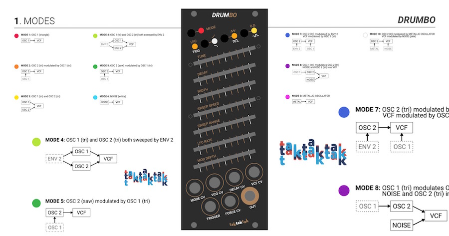 TakTakTak Matttech Modular 03.12.20