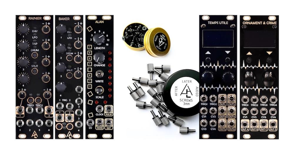 After Later Audio Matttech Modular 13.07.21
