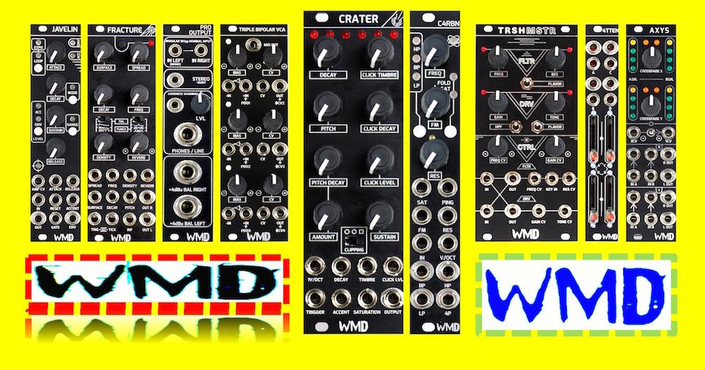 WMD Matttech Modulat 26.01.21