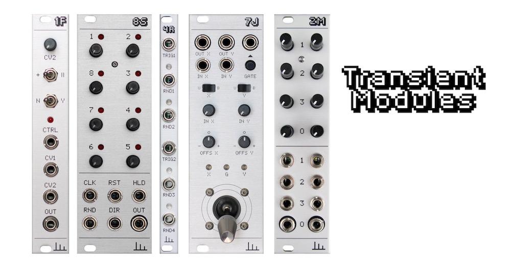 Transient Modules Matttech Modular 13.09.21
