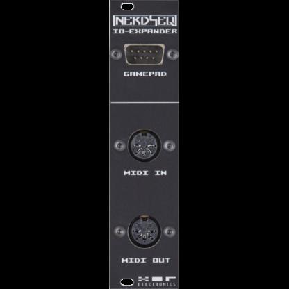 XOR Electronics Nerdseq IO Expander (Black)