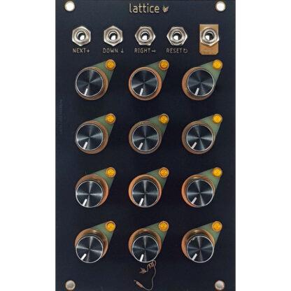 Tenderfoot Electronics Lattice