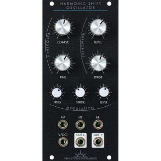 New Systems Instruments Harmonic Shift Oscillator