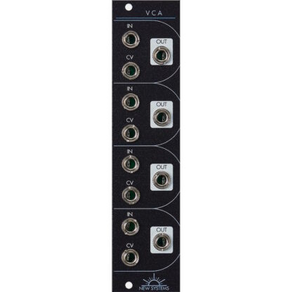 New Systems Instruments Low Distortion VCA