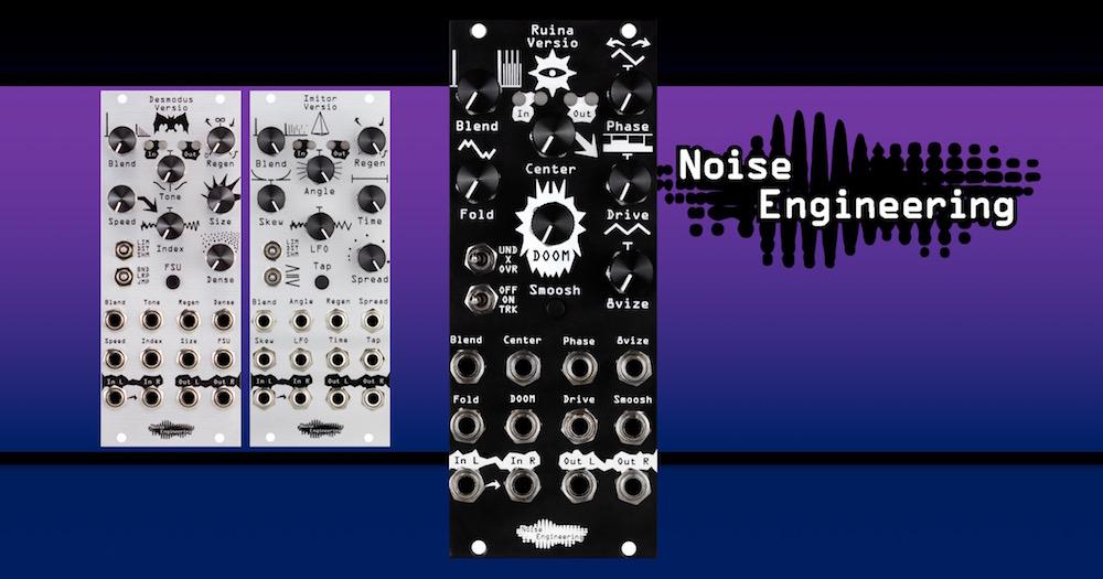 Noise Engineering Matttech Modular 10.05.21