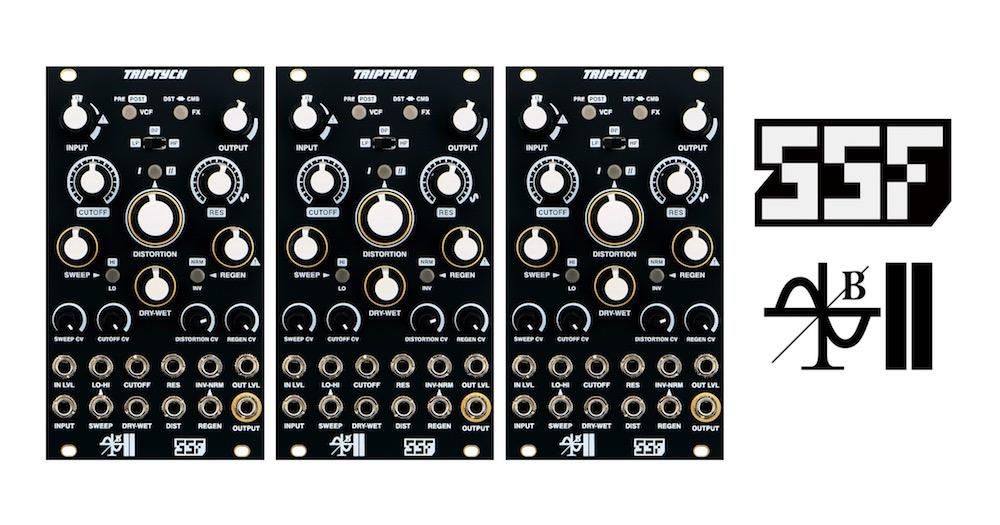 SSF BII Electronics Matttech Modular 17.05.21