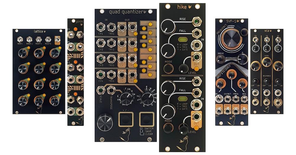 Tenderfoot Electronics Matttech Modular 17.05.21