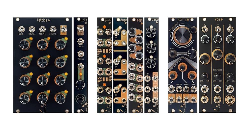 Tenderfoot Electronics Matttech Modular 29.04.21