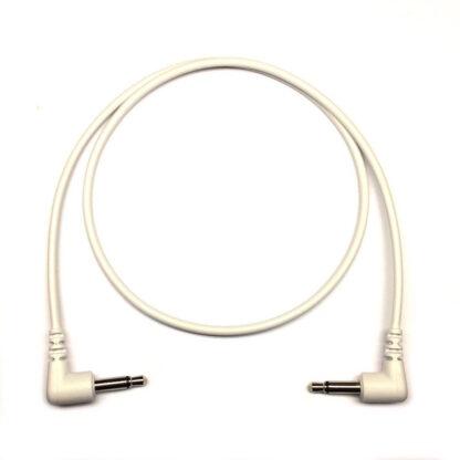 Tendrils Right-Angled White 45cm