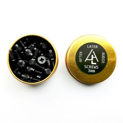 After Later Audio M3 Thumb-screws BLACK 3