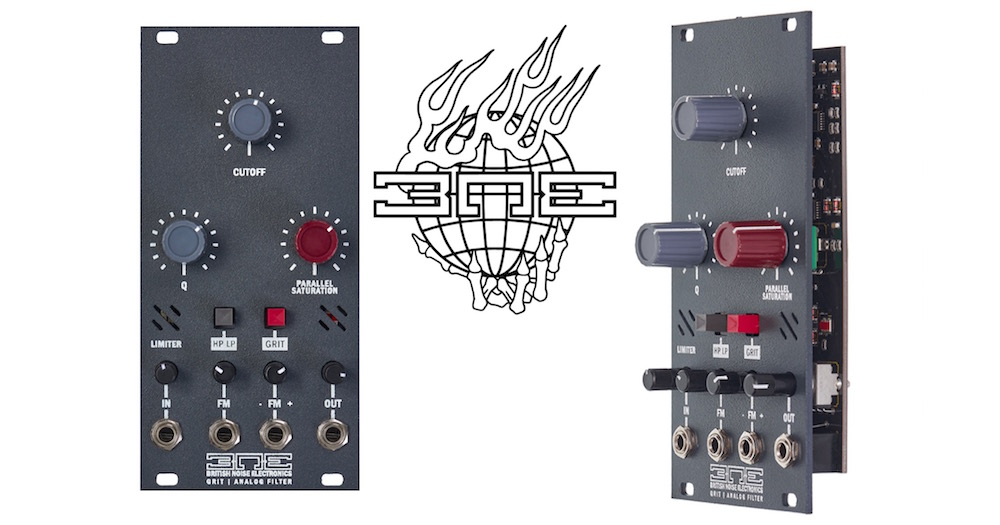 British Noise Electronics Matttech Modular 01.06.21