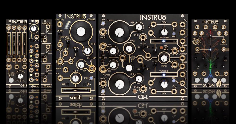Instruo Matttech Modular 13.07.21