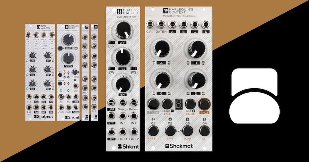 Shakmat Modular Matttech Modular 20.07.21