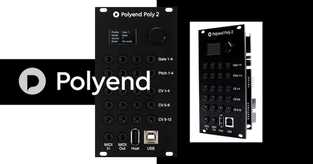 Polyend Matttech Modular 10.08.21