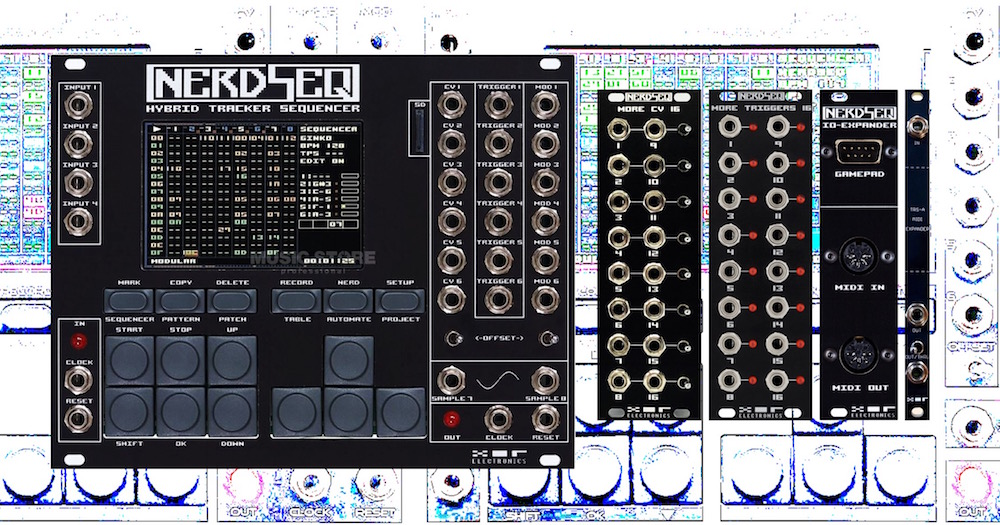 XOR Electronics Matttech Modular 27.08.21