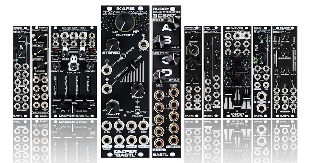 Bastl Instruments Matttech Modular 06.10.21